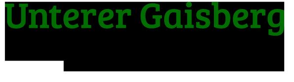 Unterer-Gaisberg